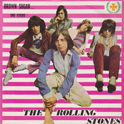 The Rolling Stones : Brown Sugar - Iran 1971