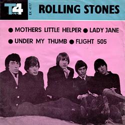 The Rolling Stones : Mother's Little Helper - Iran 1966