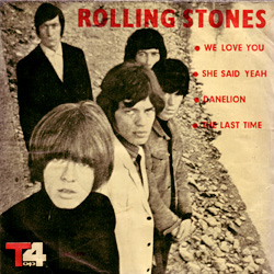 The Rolling Stones : We Love You - Iran 1967