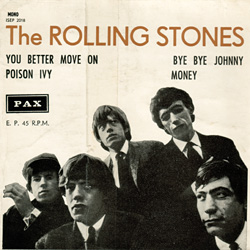 The Rolling Stones : The Rolling Stones - Israel 1966