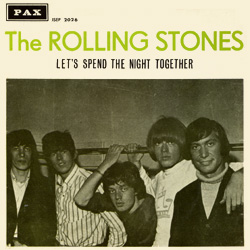 The Rolling Stones : Let's Spend The Night Together - Israel 1967