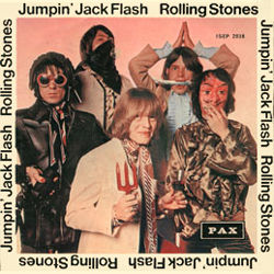 The Rolling Stones : Jumpin' Jack Flash - Israel 1968