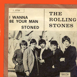 The Rolling Stones : I Wanna Be Your Man - Italy 1964