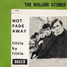"The Rolling Stones : Not Fade Away, 7"" single from Italy - 1964"