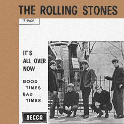 The Rolling Stones : It's All Over Now - Italy 1964