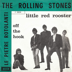 The Rolling Stones : Little Red Rooster - Italy 1964