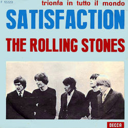 The Rolling Stones : Satisfaction - Italy 1970
