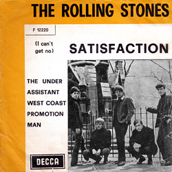 The Rolling Stones : Satisfaction - Italy 1965