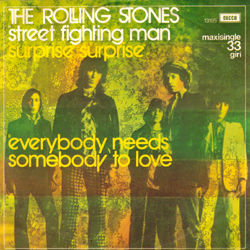 The Rolling Stones : Street Fighting Man - Italy 1971
