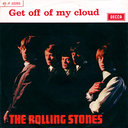 The Rolling Stones : Get Off Of My Cloud - Italy 1965