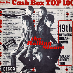 The Rolling Stones : 19th Nervous Breakdown - Italy 1966