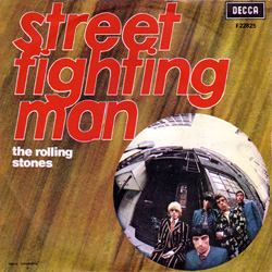 The Rolling Stones : Street Fighting Man - Italy 1968