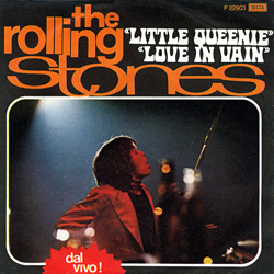 The Rolling Stones : Little Queenie - Italy 1971