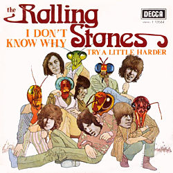 The Rolling Stones : I Don't Know Why - Italy 1975