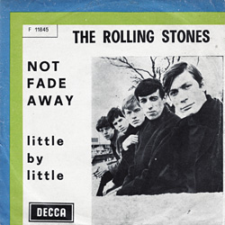 The Rolling Stones : Not Fade Away - Italy 1964