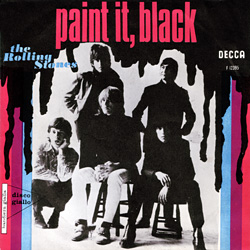The Rolling Stones : Paint It, Black - Italy 1966