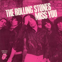The Rolling Stones : Miss You - Italy 1978