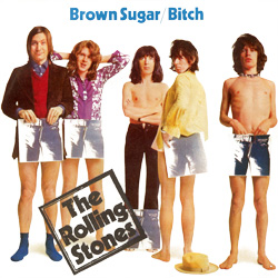 The Rolling Stones : Brown Sugar - Italy 1971