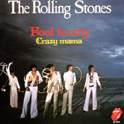 The Rolling Stones : Fool To Cry - Italy 1976