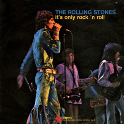 The Rolling Stones : It's Only Rock'n'Roll - Italy 1974