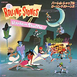 The Rolling Stones : Harlem Shuffle - Japan 1986