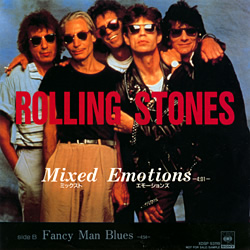 The Rolling Stones : Mixed Emotions - Japan 1989