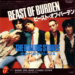 The Rolling Stones : Beast Of Burden - Japan 1978