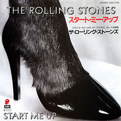 The Rolling Stones : Start Me Up - Japan 1981