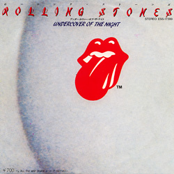 The Rolling Stones : Undercover (Of The Night) - Japan 1983