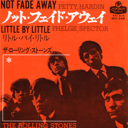 The Rolling Stones : Not Fade Away - Japan 1966