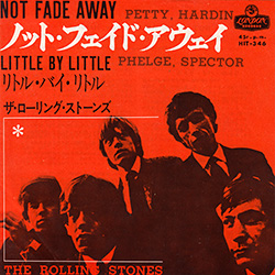 The Rolling Stones : Not Fade Away - Japan 1968