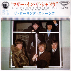 The Rolling Stones : Have You Seen Your Mother, Baby, Standing In The Shadow ? - Japan 1967
