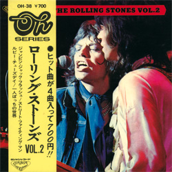The Rolling Stones : The Rolling Stones Vol.2 - Japan 1973