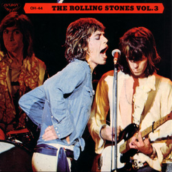 The Rolling Stones : The Rolling Stones Vol.3 - Japan 1973