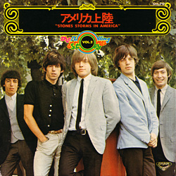 The Rolling Stones : Stones Storms America - Japan 1973