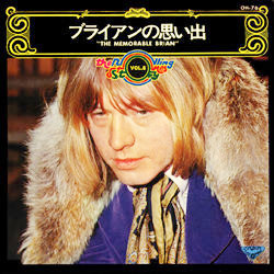 The Rolling Stones : The Memorable Brian - Japan 1973