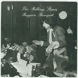 The Rolling Stones : Beggars Banquet - Japan 1968