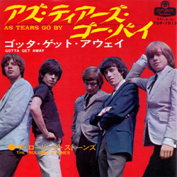 The Rolling Stones : As Tears Go By - Japan 1966