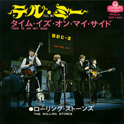 The Rolling Stones : Tell Me - Japan 1968