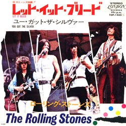 The Rolling Stones : Let It Bleed - Japan 1970