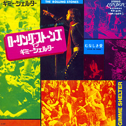 The Rolling Stones : Gimme Shelter - Japan 1971