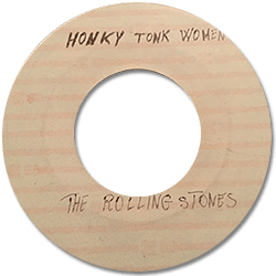 The Rolling Stones : Honky Tonk Women - Lebanon 1969