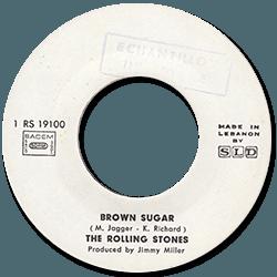 The Rolling Stones : Brown Sugar - Lebanon 1971