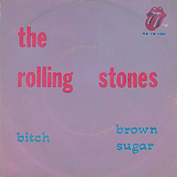 The Rolling Stones : Brown Sugar - Madagascar 1971