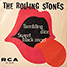 "The Rolling Stones : Tumbling Dice, 7"" single from Madagascar - 1972"