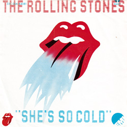 The Rolling Stones : She's So Cold - Mexico 1980