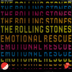 The Rolling Stones : Emotional Rescue - Mexico 1980
