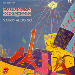 The Rolling Stones : Going To A Gogo (live) - Mexico 1982