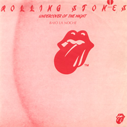 The Rolling Stones : Undercover (Of The Night) - Mexico 1983
