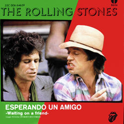 The Rolling Stones : Waiting On A Friend - Mexico 1981